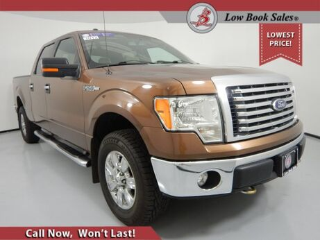 2012_Ford_F-150_CREW CAB 4X4 XLT 6 1/2 FT BED_ Salt Lake City UT