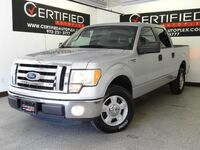 Ford F-150 CREW CAB V8 XLT 4 DOOR POWER LOCKS POWER WINDOWS POWER HEATED MIRRORS 2012