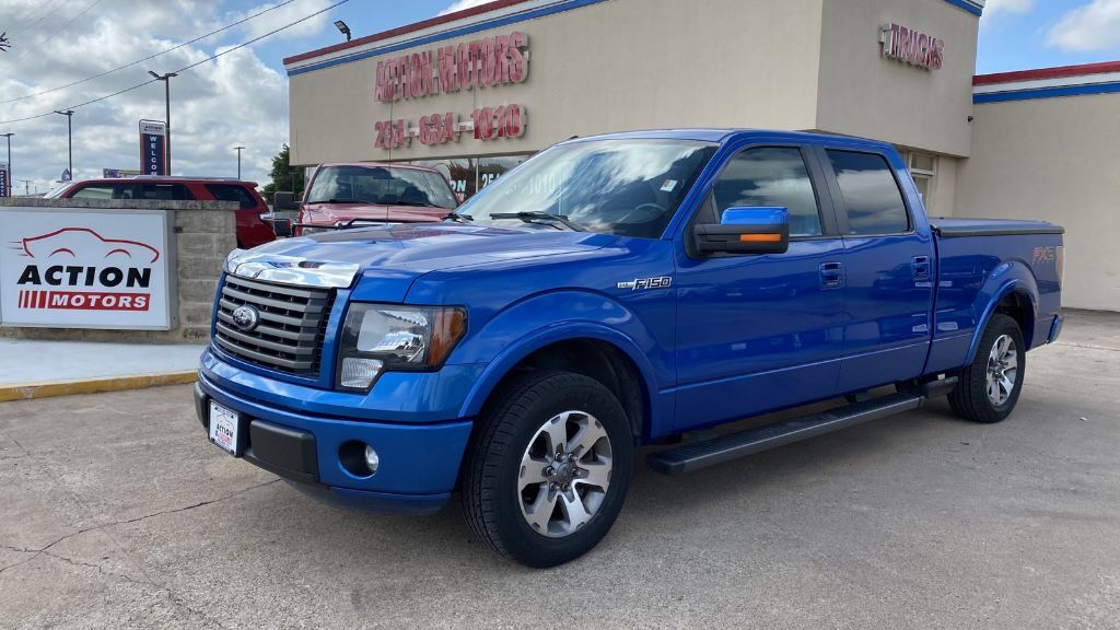 2012 Ford F-150 FX2 Killeen TX