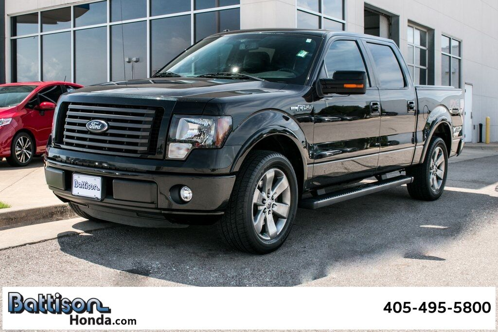 2012_Ford_F-150_FX2_ Oklahoma City OK