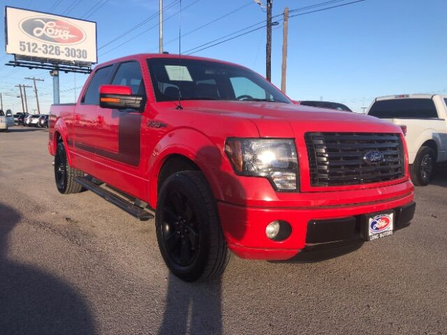 2012 Ford F-150 FX2 SuperCrew 5.5-ft. Bed 2WD Georgetown TX