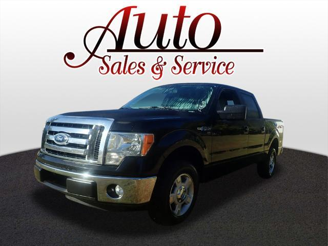 2012 Ford F-150 FX2 SuperCrew 5.5-ft. Bed 2WD Indianapolis IN