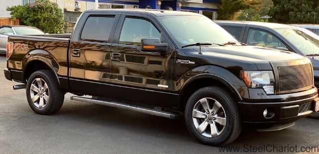2012 Ford F-150 FX2 SuperCrew 6.5-ft. Bed 2WD San Jose CA