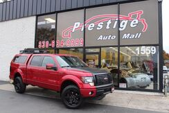 2012_Ford_F-150_FX4 - Remote Start, Curt Roof Rack, Cold Air Intake_ Cuyahoga Falls OH
