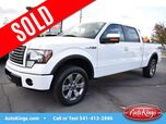 2012 Ford F-150 FX4 4WD SuperCrew