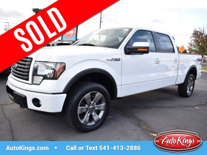 2012 Ford F-150 FX4 4WD SuperCrew Bend OR