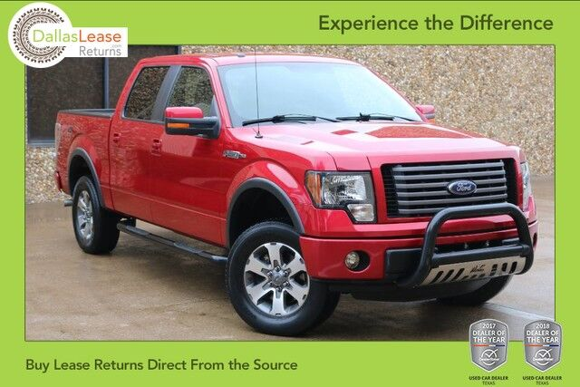 2012 Ford F-150 FX4 4X4 Dallas TX