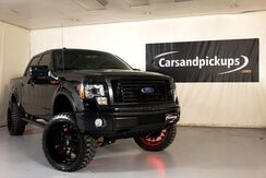 2012_Ford_F-150_FX4_ Dallas TX