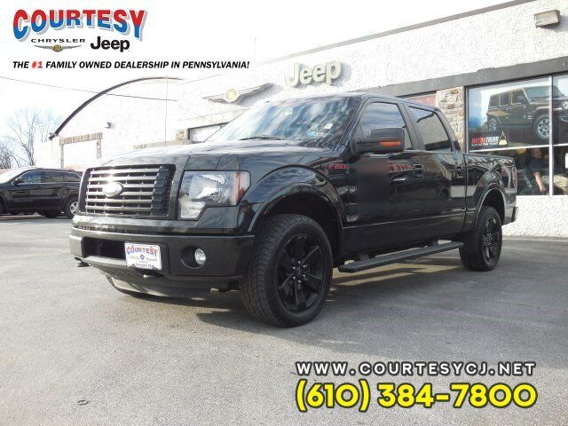 2012 Ford F-150 FX4 Coatesville PA