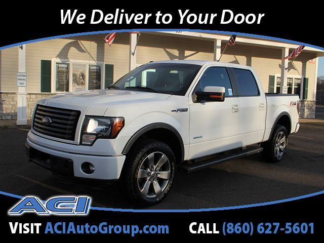2012 Ford F-150 FX4 East Windsor CT