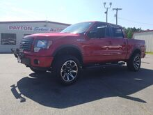 2012_Ford_F-150_FX4_ Heber Springs AR