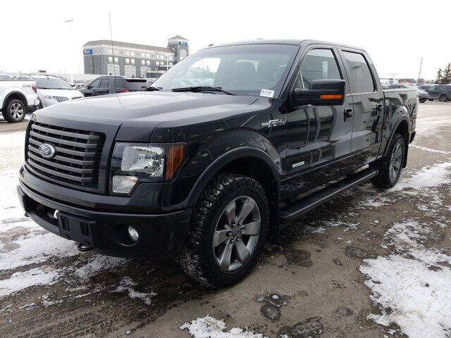 2012 Ford F-150 FX4 LEATHER SUNROOF AND NAVIGATION Calgary AB