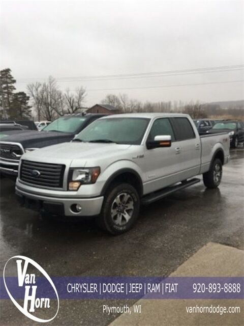 2012 Ford F-150 FX4 Plymouth WI