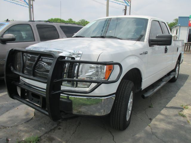 2012 Ford F-150 FX4 SuperCab 6.5-ft. Bed 4WD San Antonio TX