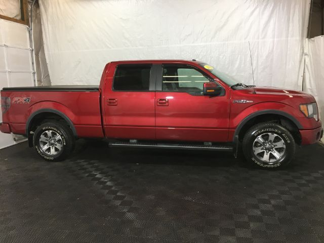 2012 Ford F-150 FX4 SuperCrew 6.5-ft. Bed 4WD Middletown OH