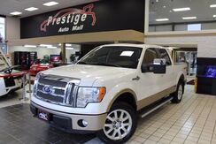 2012_Ford_F-150_King Ranch - Natural Gas Capabilities, Sun Roof, Navi_ Cuyahoga Falls OH