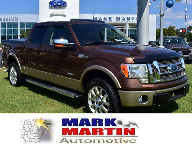2012 Ford F-150 King Ranch Batesville AR