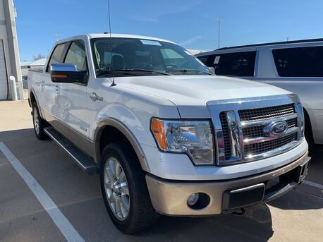 2012_Ford_F-150_King Ranch_ Euless TX