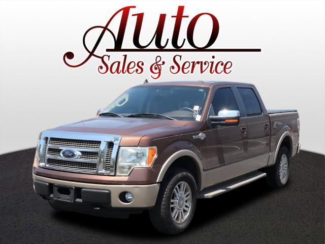 2012 Ford F-150 King-Ranch Indianapolis IN