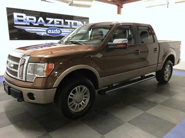 2012 Ford F-150 King Ranch, Navigation, Sunroof Houston TX