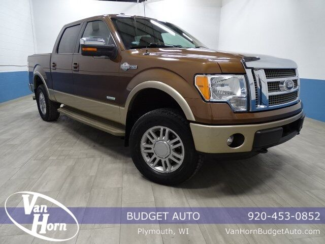 2012 Ford F-150 King Ranch Plymouth WI