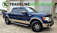 2012 Ford F-150 King Ranch REAR VIEW CAMERA, HEATED/COOLED SEATS, SUNROOF. AND MUCH MORE!!!