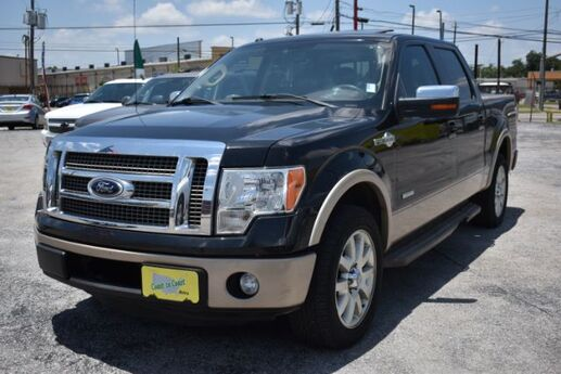2012 Ford F-150 King-Ranch SuperCrew 5.5-ft. Bed 2WD Houston TX