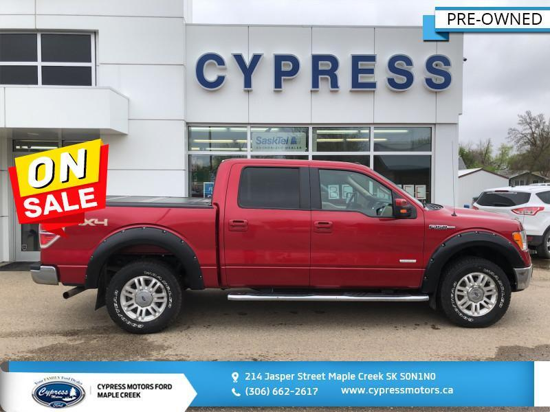 2012 Ford F-150 Lariat- Wheel Flares-New Tires Maple Creek SK