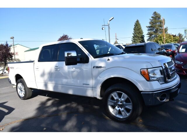 2012 Ford F-150 Lariat 4WD SuperCrew Bend OR