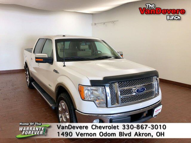 2012 Ford F-150 Lariat Akron OH