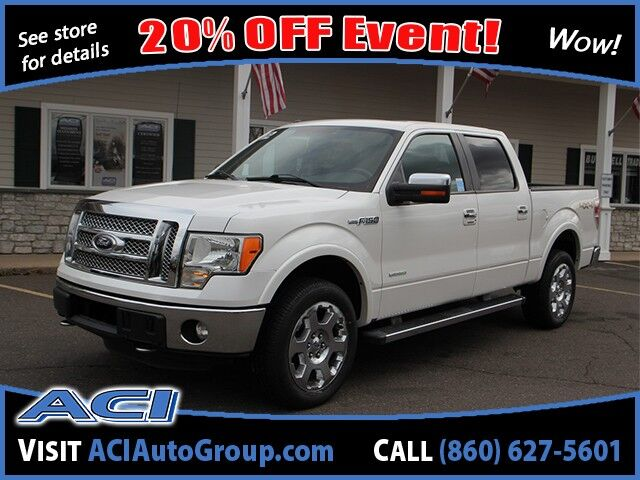 2012 Ford F-150 Lariat East Windsor CT