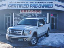 Ford F-150 Lariat Ecoboost  2012