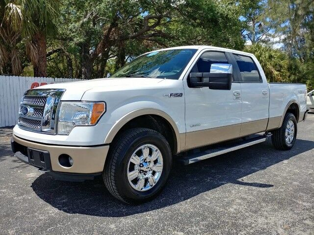 2012_Ford_F-150_Lariat_ Fort Myers FL