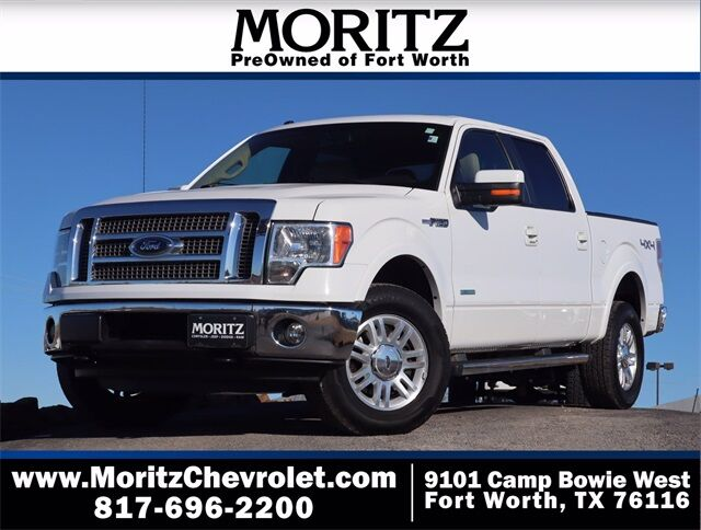 2012 Ford F-150 Lariat Fort Worth TX