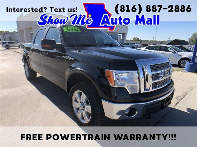 2012 Ford F-150 Lariat Harrisonville MO