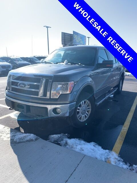 2012 Ford F-150 Lariat Plymouth WI