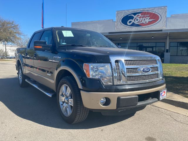 2012 Ford F-150 Lariat SuperCrew 5.5-ft. Bed 2WD Georgetown TX