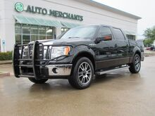 2012_Ford_F-150_Lariat SuperCrew 5.5-ft. Bed 2WD LEATHER, HTD/CLD FRONT SEATS, POWER WINDOWS, STEERING WHEEL CONTROL_ Plano TX