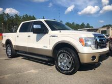 2012_Ford_F-150_Lariat SuperCrew 5.5-ft. Bed 4WD_ Gaston SC