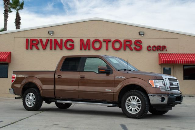 2012_Ford_F-150_Lariat SuperCrew 5.5-ft. Bed 4WD_ San Antonio TX