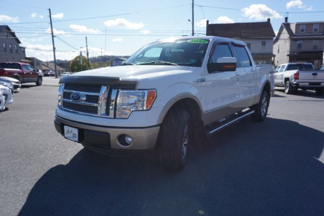 2012 Ford F-150 Lariat SuperCrew 5.5-ft. Bed 4WD Schuylkill Haven PA