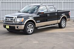 2012_Ford_F-150_Lariat SuperCrew 6.5-ft. Bed 2WD_ Houston TX