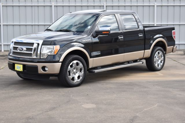 2012 Ford F-150 Lariat SuperCrew 6.5-ft. Bed 2WD Houston TX