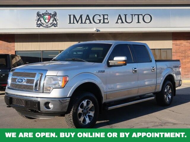 2012 Ford F-150 Lariat West Jordan UT