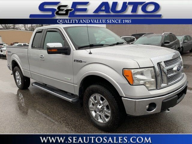 2012 Ford F-150 Lariat Weymouth MA