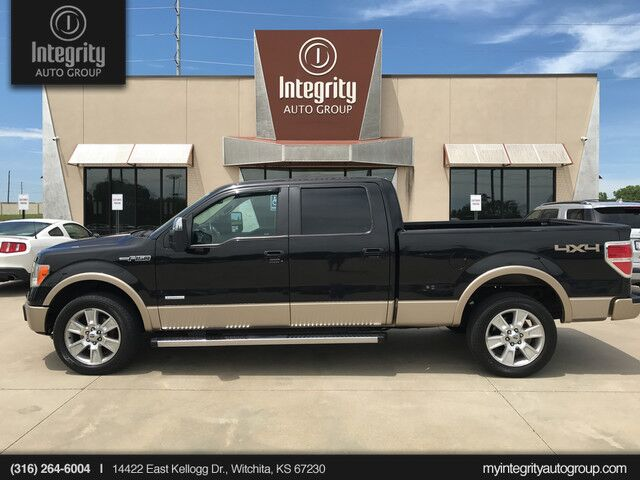 2012 Ford F-150 Lariat Wichita KS