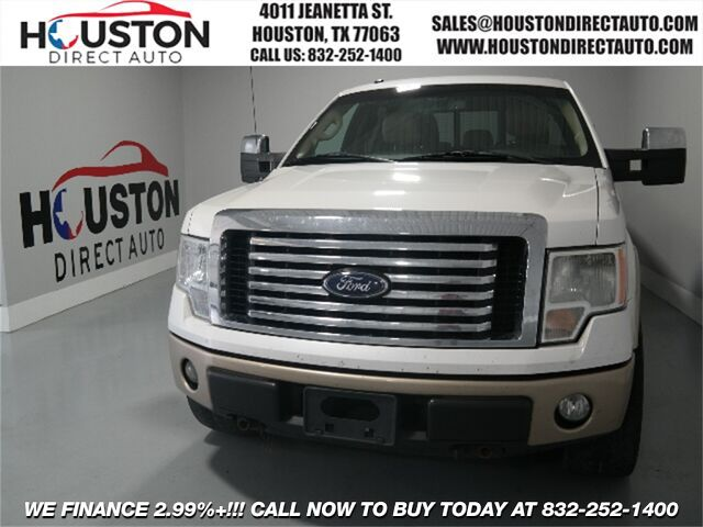 2012 Ford F-150 Lariat Houston TX