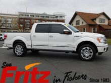 2012_Ford_F-150_Platinum_ Fishers IN