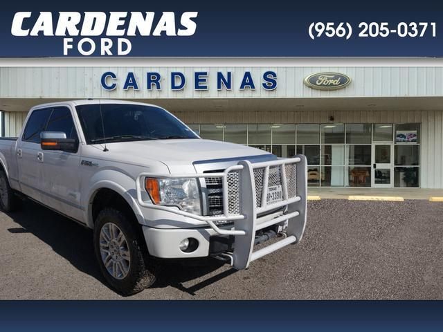 2012 Ford F-150 Platinum Harlingen TX