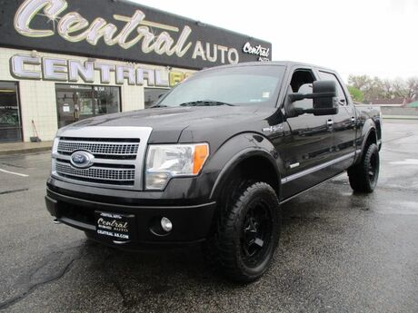 2012 Ford F-150 Platinum Murray UT